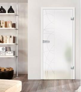 Ambiente Modern Glass Doors