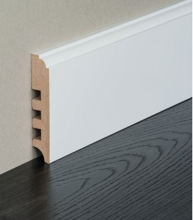 Terra White Painted Skirting Board 2.1