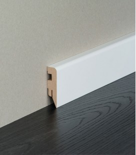 Siesta Skirting Board MDF White Painted 2.1