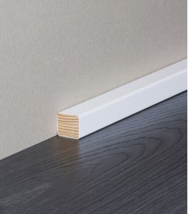 Square Moulding Solid Timber Wrapped 2.1