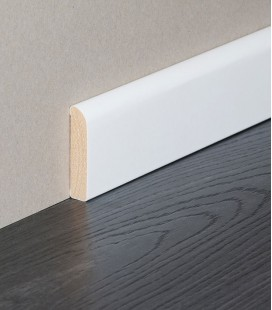 Skirting Board Solid Timber Wrapped 2.1