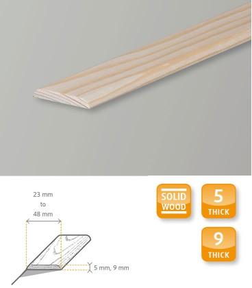 Carpet Trim Pine Moulding 1.1