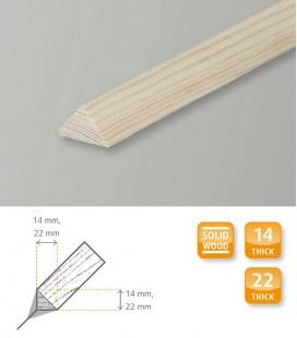 Triangular Softwood Pine