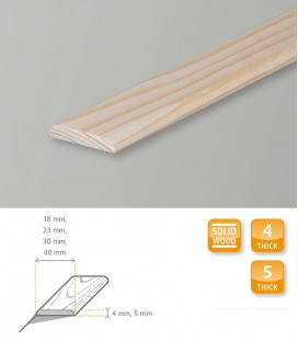 Carpet Trim Short Softwood Pine 1.1
