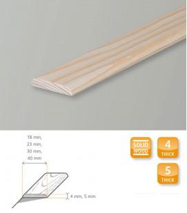 Carpet Trim Short Softwood Pine 1.1