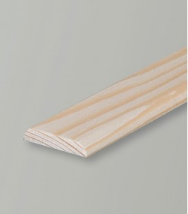 Carpet Trim Short Softwood Pine 2.1