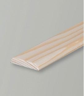 Carpet Trim Short Softwood Pine 2.1