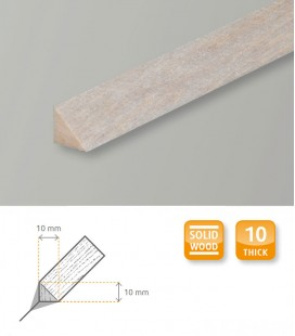 Triangular Craft Moulding Balsa 1.1