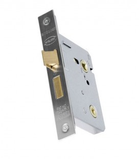 Mortice bathroom FD30 lock