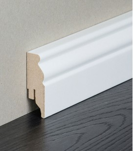 Berlin Skirting Board MDF White Primed 2.1