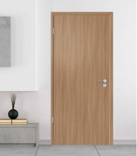 Internal Cherry Doors - Fire Rated - Modern Brown Finish