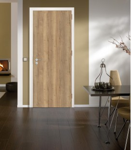 Rustic Oak Fire Rated Door