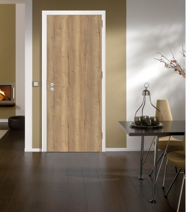 Rustic Oak Fire Rated Door