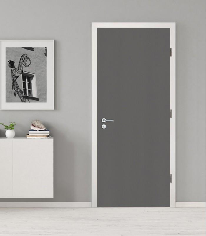 Effect Dark Grey Interior Doors Bespoke Contemporary Grey Fire Doors