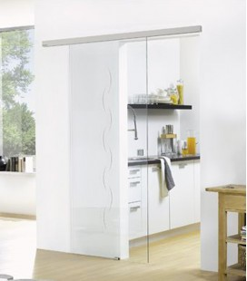 Alinea Glass Sliding Door Set