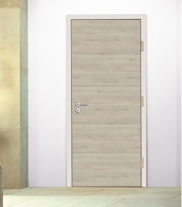 Pinea Cream Crosswise FD30 Door