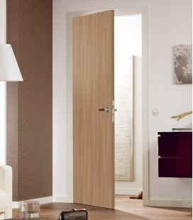 Cherry Internal Doors - Fire Rated - Modern Brown Finish