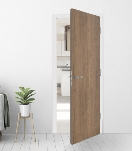 Oak Tobacco Doors - Solid Fire Rated Doors