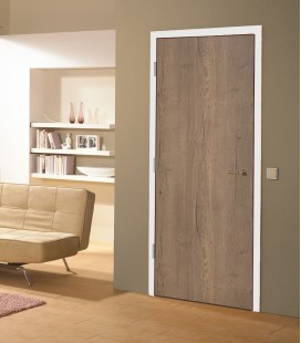 Oak Tobacco Fire Rated Doors