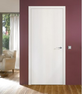Effect White Fire Doors