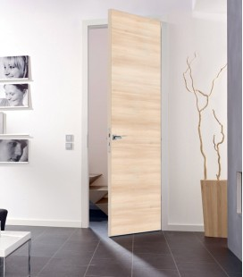 Acacia Crosswise Fire Rated Door