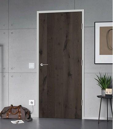 Titan Real Wood Veneer Fire Rated Door