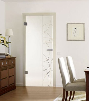 Ambiente Glass Door